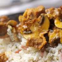 Soy Sauce Beef Stew