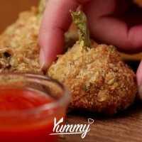 Nugget Ayam Brokoli