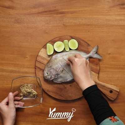 Step 2 Ikan Bakar Cianjur