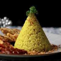 Nasi Kuning #RiceCooker