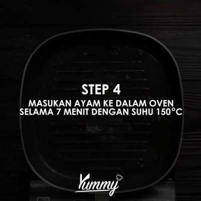 Step 4 Rolade Keju Bayam