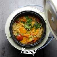 Mie Aceh Rice Cooker
