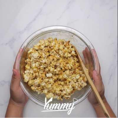 Step 5 Popcorn Rice Cooker