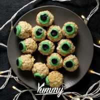 Eyeball Rice Crispy