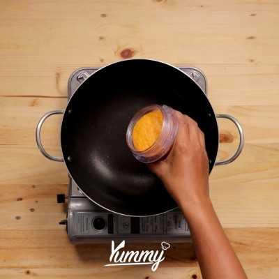 Step 2 Semur Ayam Telur