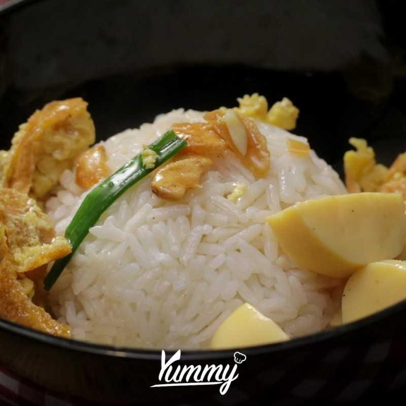 Sup Tofu Telur Dadar