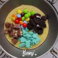 Pancake Aneka Topping