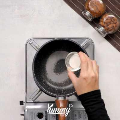 Step 2 Creamy Regal Puding