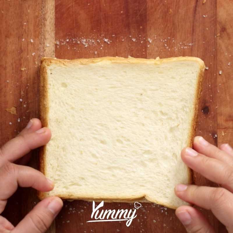 Roti Kukus Ala Anak Kost