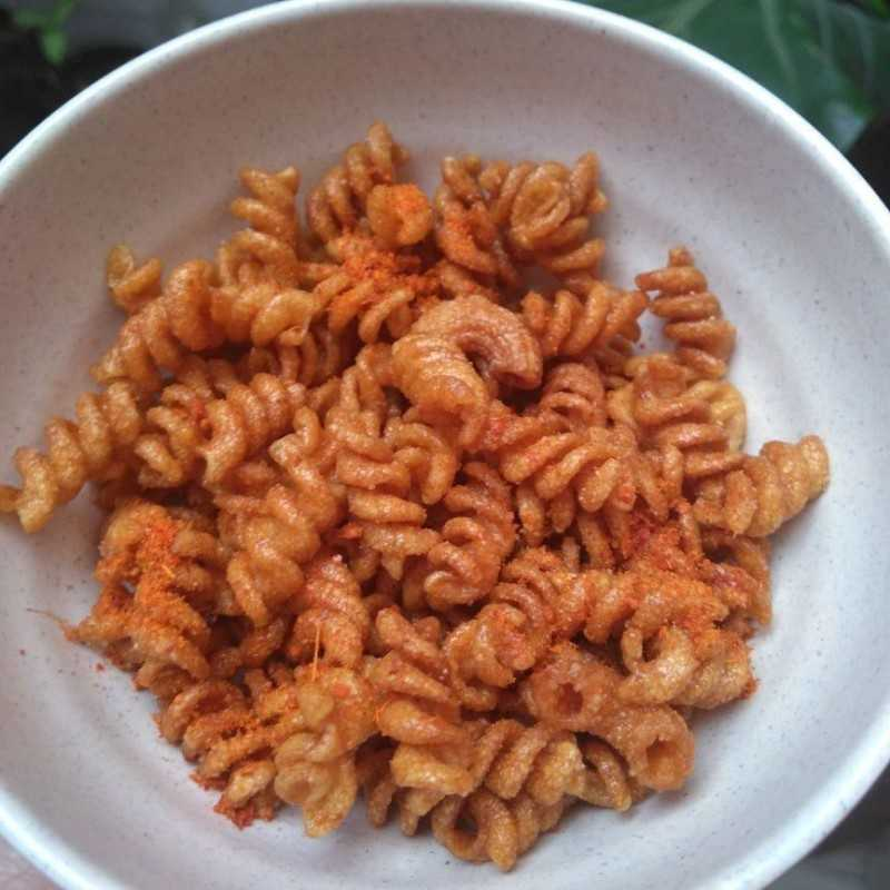 Resep Dan Cara Membuat Makaroni Fusilli Goreng Pedas Yummy App