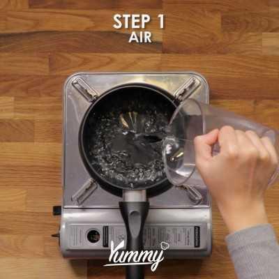Step 1 Pizza Bobba