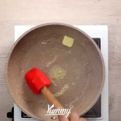 Step 2 Roti Kornet 10K Ala Anak Kost