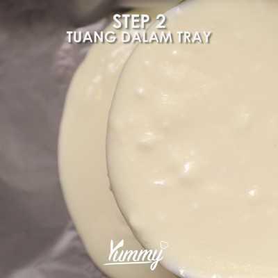 Step 2 Fruity Froyo Bark