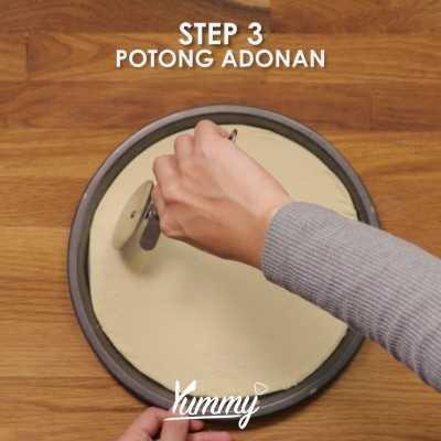 Step 3 Pizza Bobba