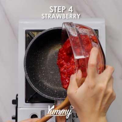 Step 4 Fruity Pavlova