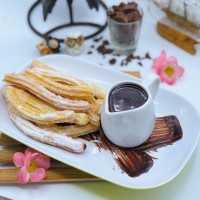 Churros Simple #AlaAnakKos