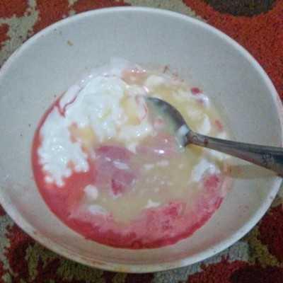 Step 3 Salad Buah Jambu #RabuEkstraPoin
