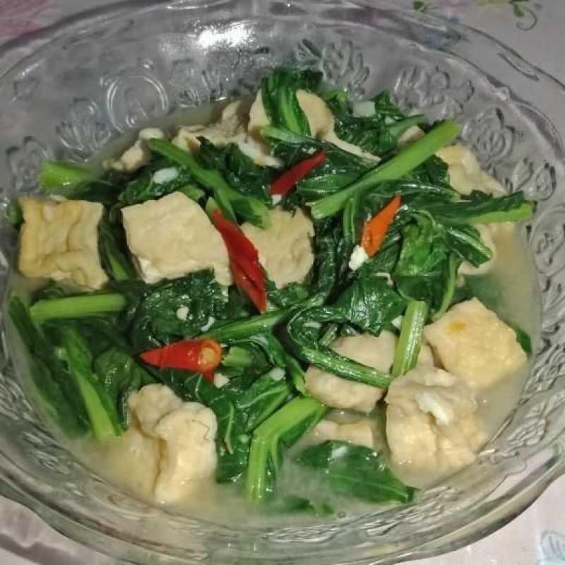 Resep Tumis Sawi Tahu Dari Chef Dian Diwiti Yummy App