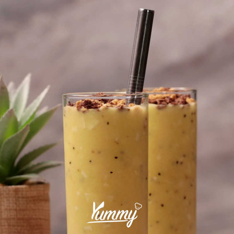 Smoothies Buah Tropical