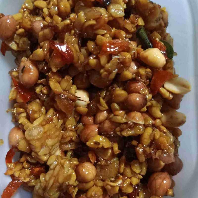 Resep Kering Tempe Kacang Dari Chef Yulius Gunawan Yummy App