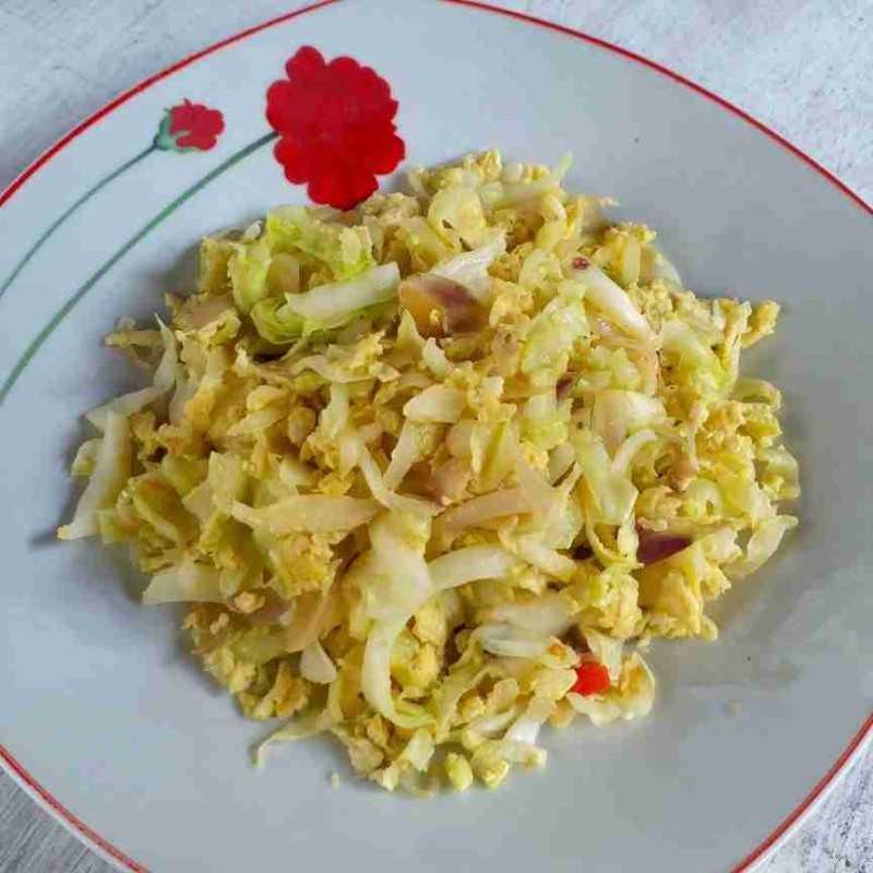 Resep Orak Arik Kol Dan Telur Dari Chef Sriwidi Yummy App