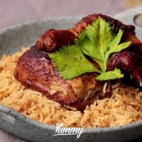 Nasi Ayam Tandoori Rice Cooker
