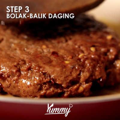 Step 3 Kebab Daging