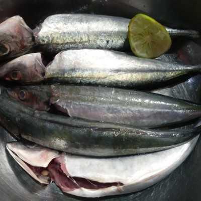 Step 1 Asam Pedas Ikan Kemangi #JagoMasakMinggu1
