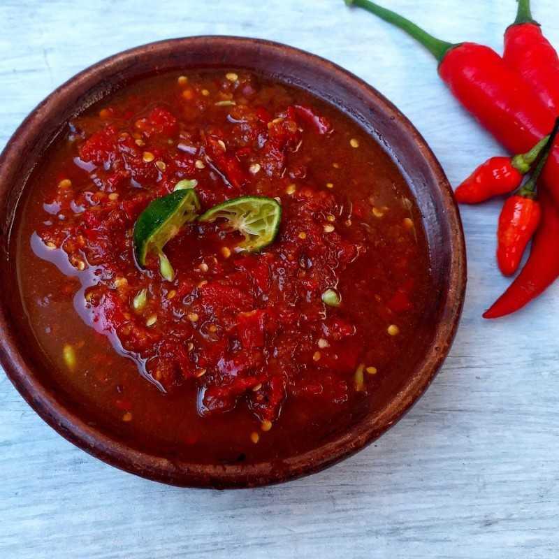 Resep dan Cara Membuat Sambal Dadak Sunda #JagoMasakMinggu3   Yummy App