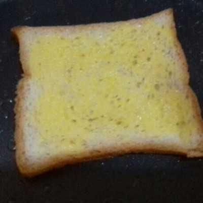 Step 3 Roti Bakar Teflon #JagoMasakMinggu4