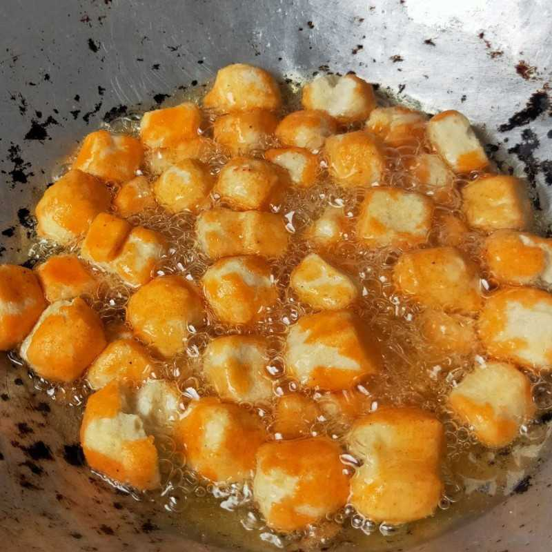Resep Tahu Crispy 2 Bahan Jagomasakminggu4 Dari Ias Yummy Co Id