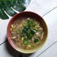 Kong Namul (sup Taoge Korea)