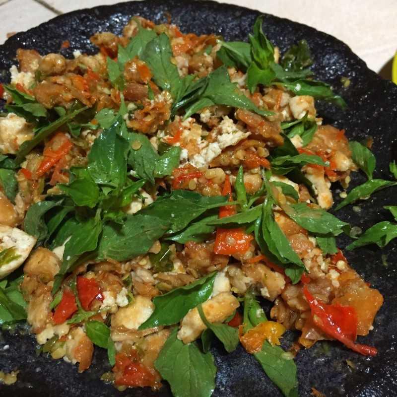 Resep Sambal Tahu Tempe Kemangi Dari Chef Nila Suteja Yummy App