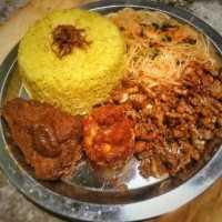 Nasi Kuning #JagoMasakMinggu6