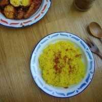 Nasi Kuning Banjar #JagoMasakMinggu6