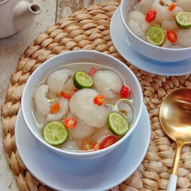 Resep Asinan Rambutan Jagomasakminggu7 Dari Chef Ardhaniluvnabva Yummy App