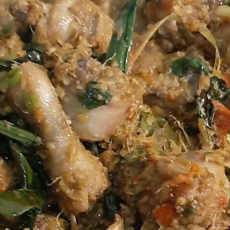 Resep Dan Cara Membuat Ayam Pejantan Woku Kering Bumbu Rw 1resep1nasibungkus Yummy App