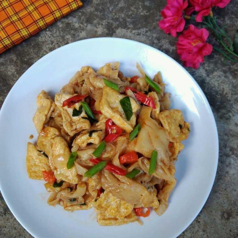 Resep Tumis Tahu Jamur Tiram Dari Chef Frisna Nugroho Yummy App