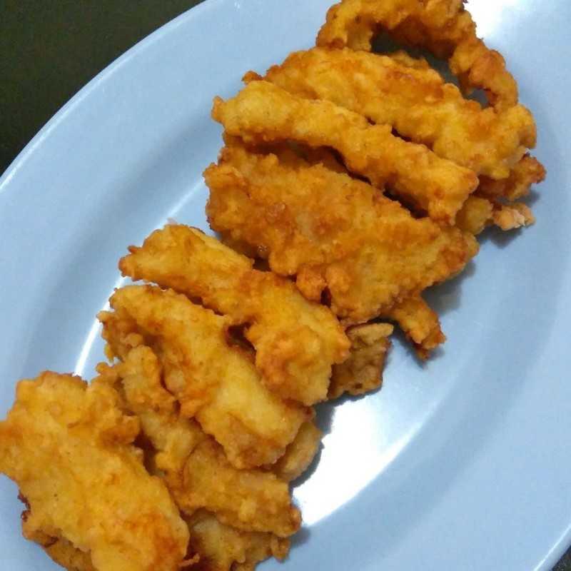 Resep Ikan Dori Goreng Tepung Crispy