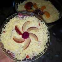 Salad Buah #JagoMasakMinggu9