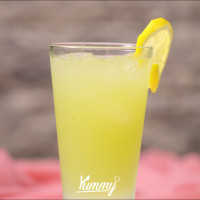 Kiwi Lemon Soda