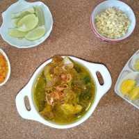 Soto Daging Sapi