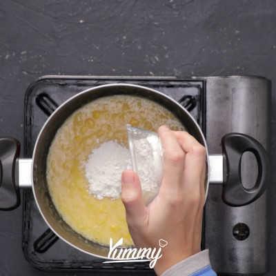Step 2 Sup Krim Jagung Kepiting