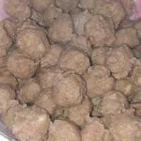Bakso Sapi Homamade