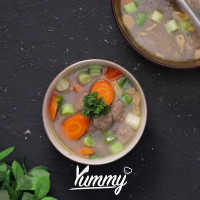 Sup Bola Daging