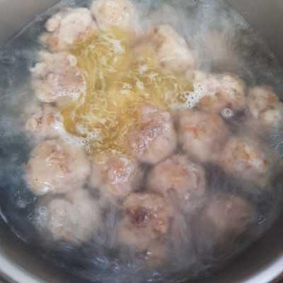 Step 4 Baso Aci Daging Sapi