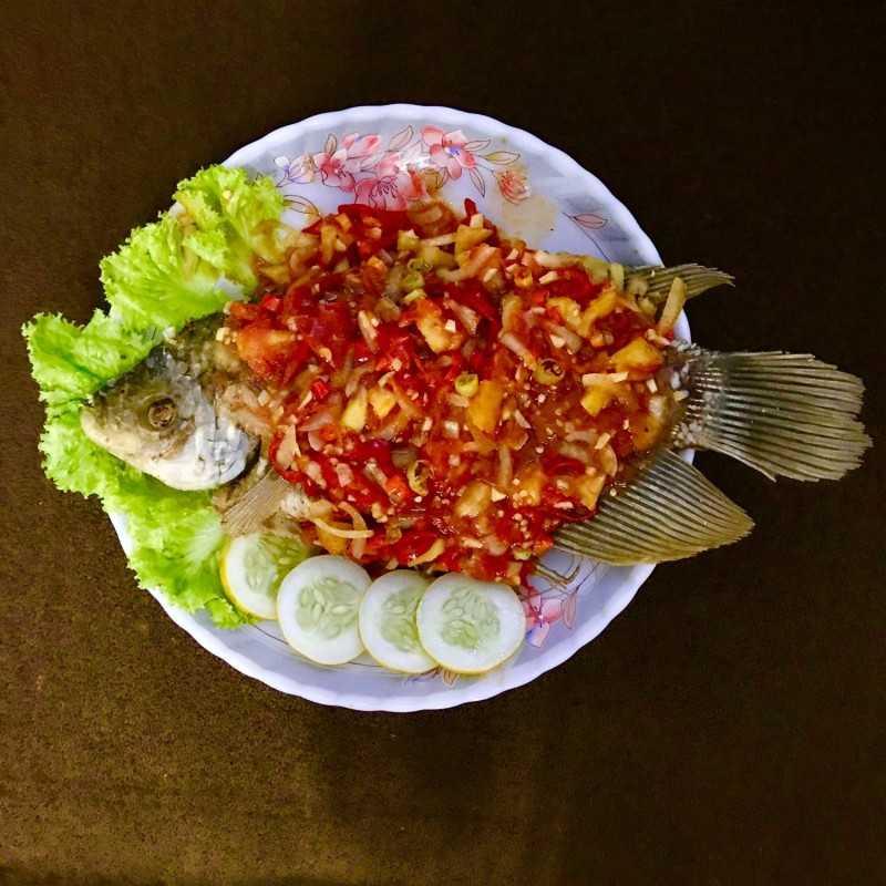 Resep Gurame Crispy Saus Pedas Asam Manis Dari Chef Dapur Symi Yummy App