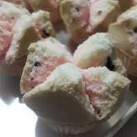 Bolu Kukus CaBery (mocca Strawberry)
