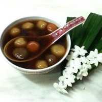 Glutinous Rice Balls In Ginger Soup #JagoMasakMinggu1Periode2