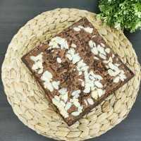 Fudgy Brownies #JagoMasakMinggu2Periode2